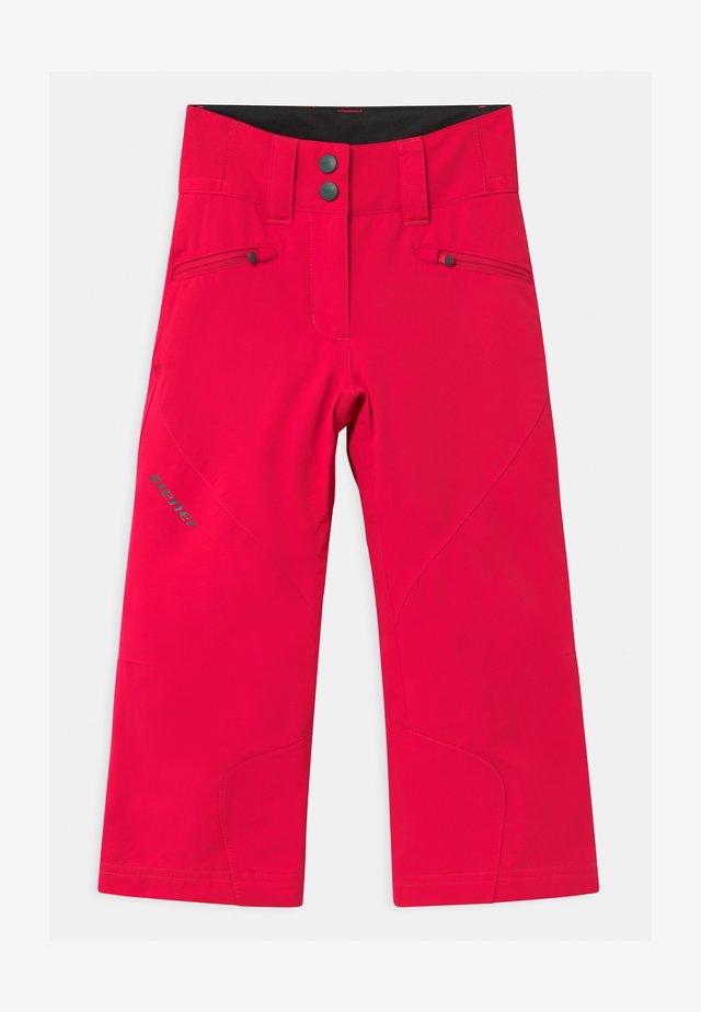ALIN UNISEX - Snow pants - neon pink