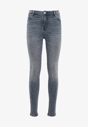 MIT 5 TASCHEN - Jeans Skinny Fit - denim brut