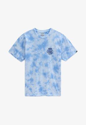 T-Shirt print - nautical blue