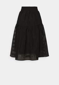 DESIGNERS REMIX - MOLISE SKIRT - A-line skirt - black - 1
