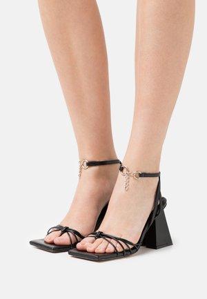 CACTUS - Sandals - black