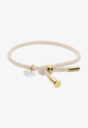 Bracelet - sand/gold