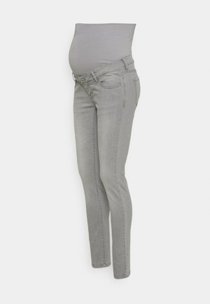 SKINNY - Jeans Skinny Fit - light aged grey