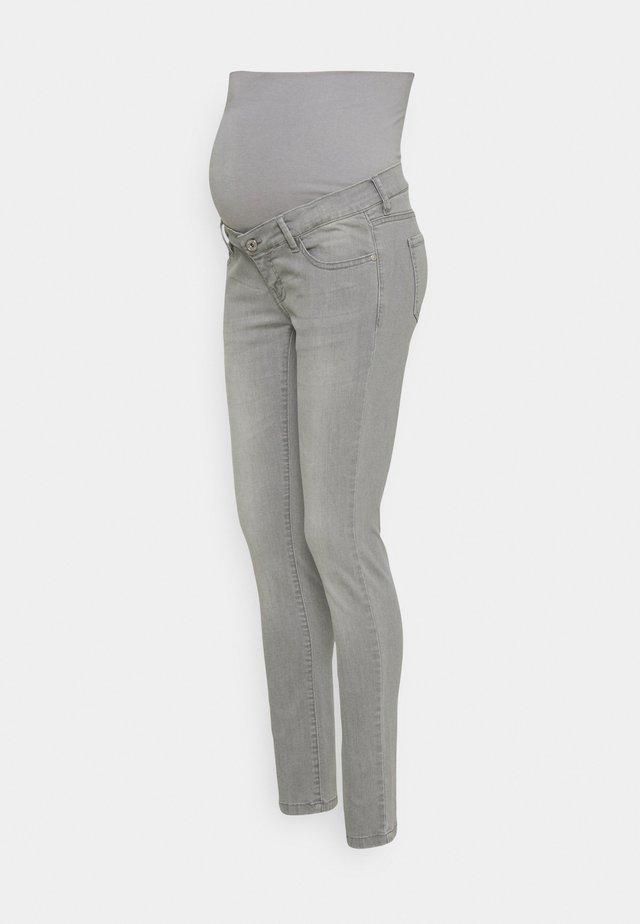 SKINNY GREY - Jeans Skinny Fit - light aged grey