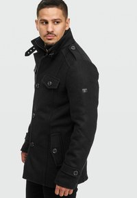 INDICODE JEANS - BRANDAN - Short coat - black - 4