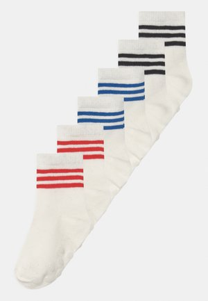 MINI 6 PACK  - Socks - white