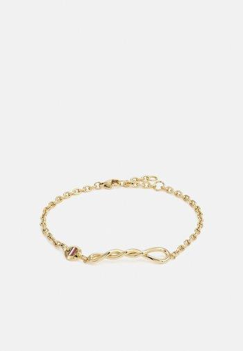 TWISTED - Armband - gold-coloured