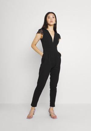 TURNER  - Overall / Jumpsuit - black