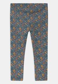 Name it - NBFSILKE - Leggings - Trousers - real teal - 1