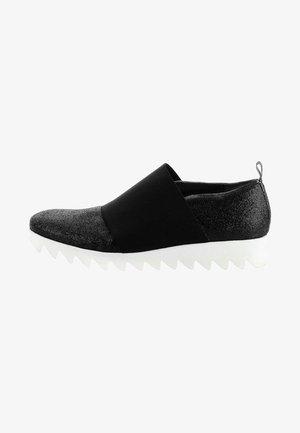 DONOTI - Nazouvací boty - black