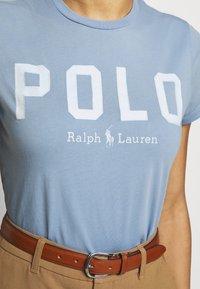 Polo Ralph Lauren - Print T-shirt - carolina blue - 5
