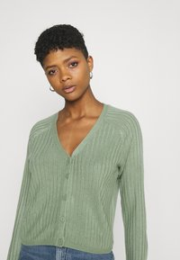 ONLY - ONLAMALIA - Cardigan - hedge green - 3