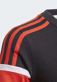 adidas Performance - BOLD T-SHIRT - Camiseta estampada - black - 2