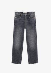 Mango - PREMIUM - Jeans straight leg - open grey - 5