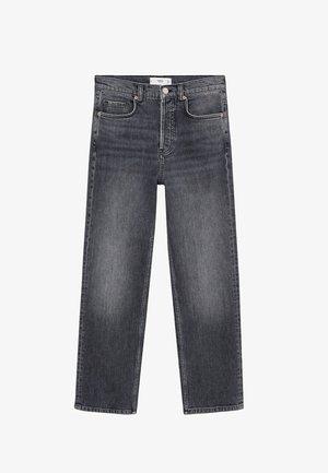 PREMIUM - Džíny Straight Fit - open grey
