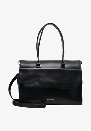 EMPRESS DAY BAG - Håndveske - black