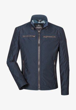 Summer jacket - marine