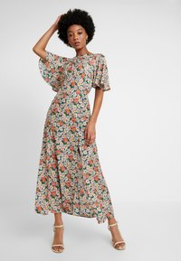 Topshop - AUSTIN DAISY - Vestido largo - multi-coloured - 2