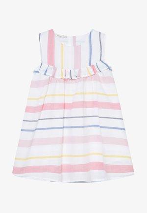 NMFFEODORA SPENCER - Denní šaty - snow white