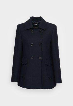 JACKET SHORT - Short coat - marine