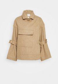 JAQUELINE - Summer jacket - camel