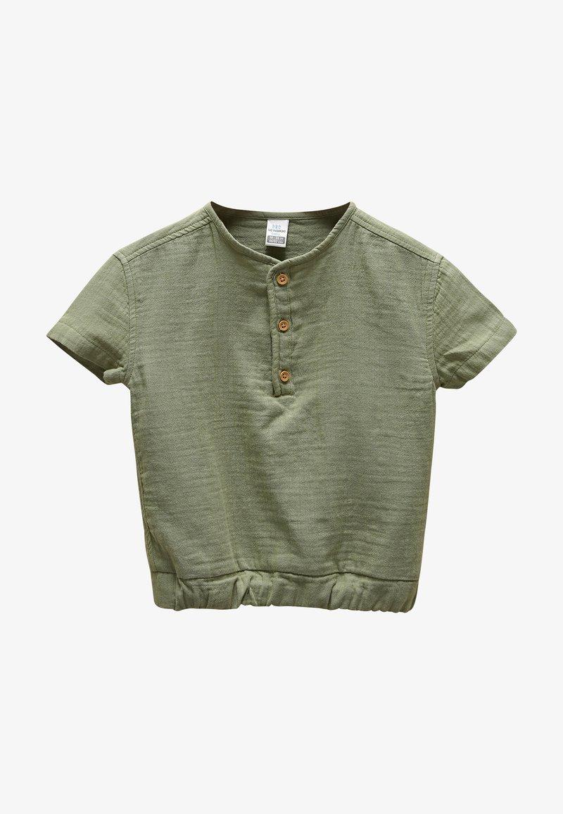 LC Waikiki - Basic T-shirt - green