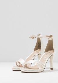 Tamaris - High heeled sandals - white - 4