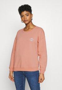 Billabong - ALLETA - Sweatshirt - washed coral - 0