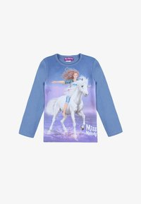 Miss Melody - Long sleeved top - colony blue - 0