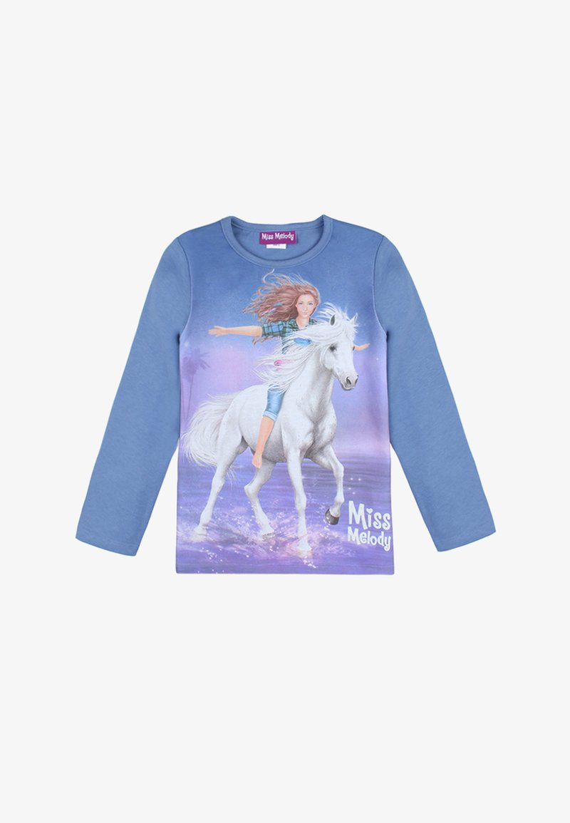 Miss Melody - Long sleeved top - colony blue