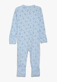 Sanetta - OVERALL BABY - Pyjamas - light blue - 1