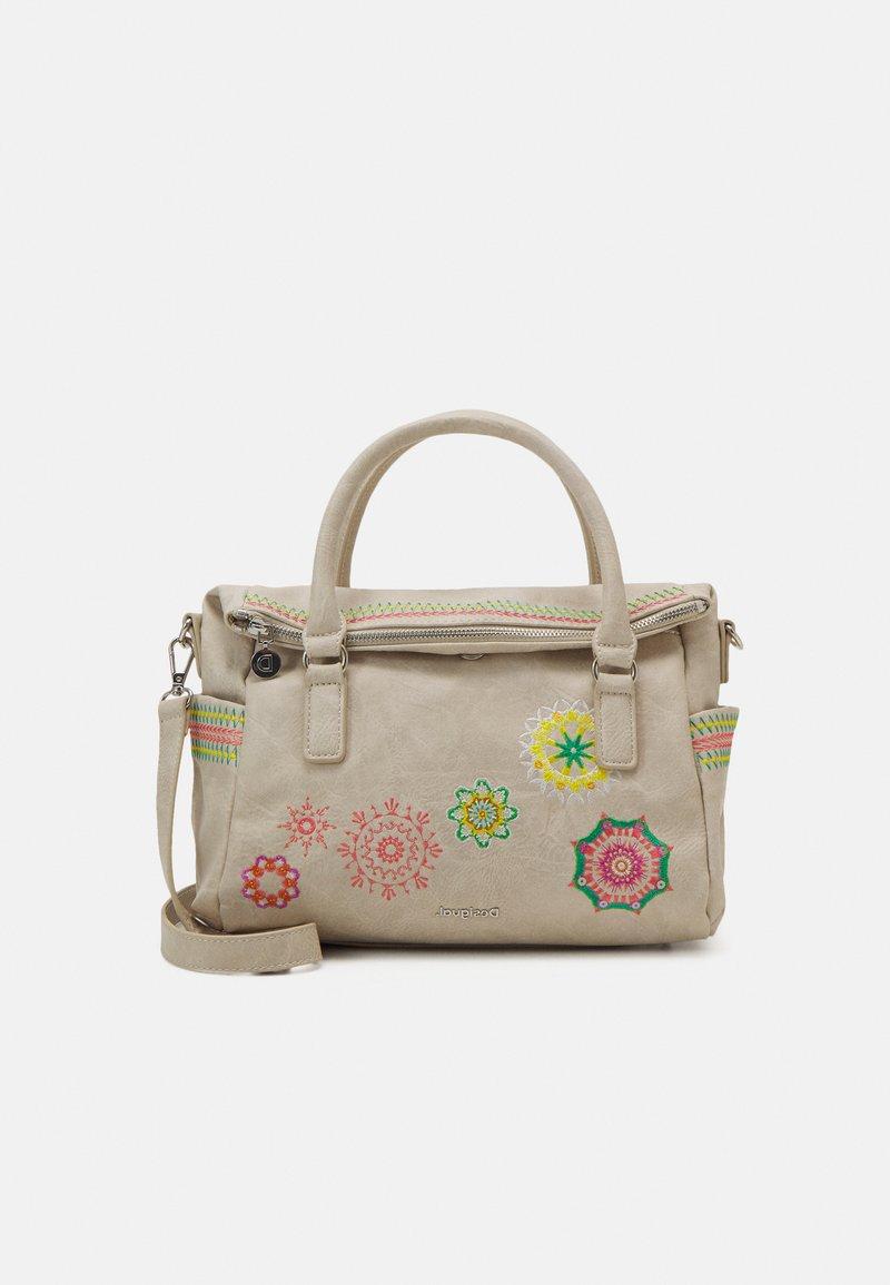 Desigual - BOLS CARLINA LOVERTY - Handbag - crema