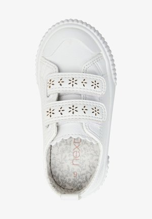 Baby shoes - white