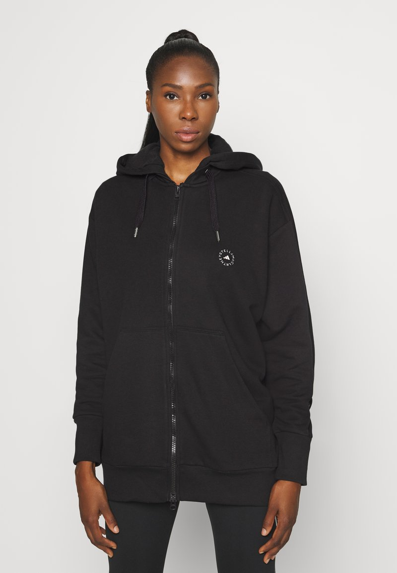 adidas by Stella McCartney - HOODIE - Hettejakke - black
