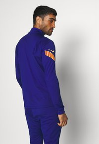 Nike Performance - FC BARCELONA DRY SUIT  - Equipación de clubes - deep royal blue/amarillo - 2
