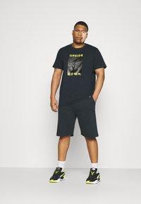 Shine Original - TEE - Print T-shirt - navy - 1