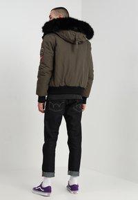 Superdry - EVEREST  - Vinterjakker - khaki - 2