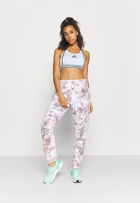 Cotton On Body - LIFESTYLE GYM TRACKPANT - Tracksuit bottoms - apricot - 1