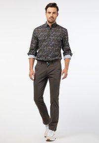 Pierre Cardin - Shirt - dark blue - 1