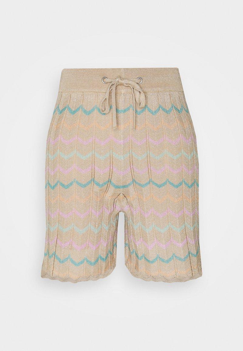 ONLY - ONLANNY LIFE - Shorts - ginger root/lichen/mazarine blue