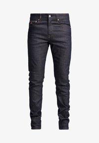 Calvin Klein Jeans - SLIM TAPER - Jeans Tapered Fit - blue slvg - 4