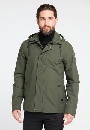 Regenjacke / wasserabweisende Jacke - dark green