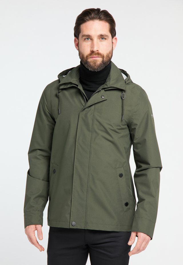 Veste imperméable - dark green
