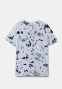 Desigual - MARVEL - Print T-shirt - blue - 1