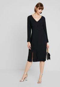 Even&Odd - Day dress - black - 2