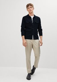 Mango - TOPCOAT - Shirt - marineblau - 1