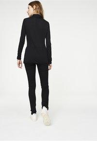 ARMEDANGELS - MALENAA - Long sleeved top - black - 2