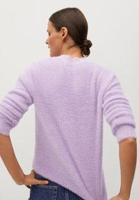 Mango - COPO - Jumper - violet clair/pastel - 2