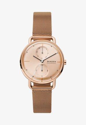 HORIZONT - Chronograph watch - rose gold