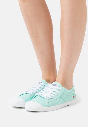BASIC  - Sneakersy niskie - lagon